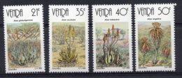Venda - 1990 - Aloes - MNH - Venda