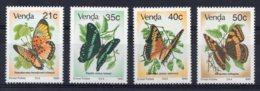 Venda - 1990 - Butterflies - MNH - Venda