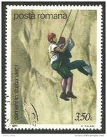 766 Roumanie Escalade Montagne Mountain Climbing (ROU-253) - Escalada