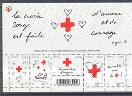 Año 2015 Cruz Roja - Nuevos