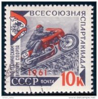 773 Russie Moto Motorcycle Motocyclette (RUK-52) - Motos