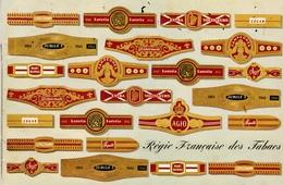 Livret Régie Française Des Tabacs - Around Cigars
