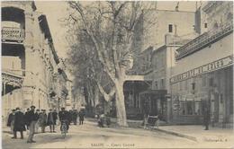 13.  SALON DE PROVENCE.   COURS CARNOT - Salon De Provence