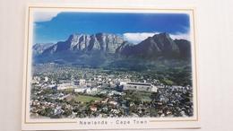 Cape Town Newlands Stadium Postcard Cartolina Stadio Stadion AK Carte Postale CP Stade Estadio - Calcio
