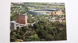 Melbourne Hotel Hilton Stadium Postcard Cartolina Stadio Stadion AK Carte Postale CP Stade Estadio - Football