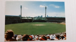 Sydney Cricket Ground Stadium Postcard Cartolina Stadio Stadion AK Carte Postale CP Stade Estadio - Soccer