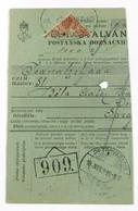 Yugoslavia 53 - Storia Postale