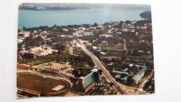 Brazzaville Congo Stadium Postcard Cartolina Stadio Stadion AK Carte Postale CP Stade Estadio - Calcio