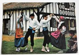 CPM Groupe Landais Lous Cadetouns Danse Du Congo Folklore - Danses