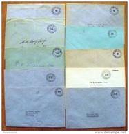 50 Covers Suisse Fieldpost - Feldpost - Military Post