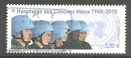FRANCE   2018 Y T N °5220 OBLITERE - France