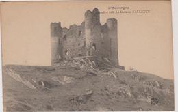 15   Alleuze Le  Chateau - Frankreich