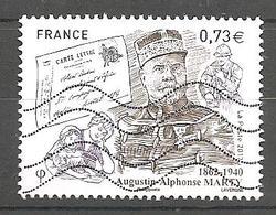 FRANCE   2017  Y T N °5190 OBLITERE - France