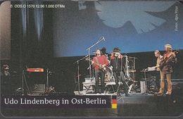 GERMANY O1570/96 Deutsche Einheit - Udo Lindenberg In Ost-Berlin - 1.000x - Deutschland