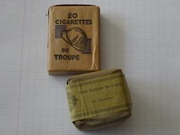 Lot Tabac Ww1 Ou WW 2 ? - 1939-45
