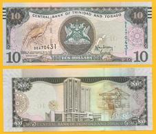 Trinidad & Tobago 10 Dollars P-48 2006 Sign. Rambarran UNC - Trinidad & Tobago