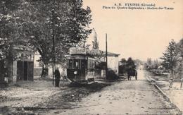 33-Eysines-Place Du Quatre Septembre - Station Des Trams - France