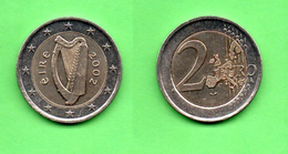 IRLANDA EURO 2 2002 - Irlanda
