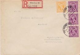 Brief Aus München 1945 - Bizone