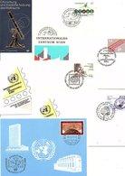 NATIONS UNIES LOT DE FDC POIDS 55 GRAMMES - Stamps