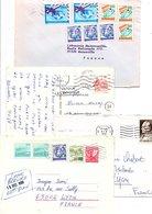 YOUGOSLAVIE MARCOPHILIE LOT DE LETTRES DIVERSES POIDS 43 GRAMMES - Stamps