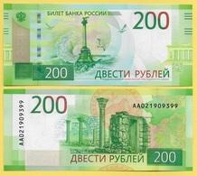 Russia 200 Rubles P-276 2017 UNC - Russie