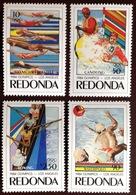 Antigua Redonda 1984 Olympic Games MNH - Antigua And Barbuda (1981-...)