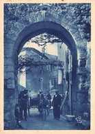 Les Baumes-de-Venise - Ancienne Porte De La Ville Haute - Attelage D'Ane - Beaumes De Venise