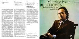 Superlimited Edition CD Maurizio Pollini. BEETHOVEN. KLAVIERSONATEN NoNo 30&31. - Instrumental