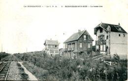 N°2784 A -cpa Bernières Sur Mer -la Basse Rive- - Sonstige Gemeinden
