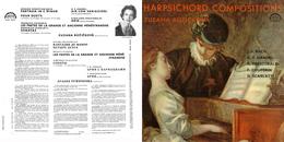Superlimited Edition CD Zuzana Ruzickova. HARPSICHORD COMPOSITIONS. - Instrumental