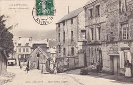 Seine-et-Marne - Fécamp - Rue Saint-Léger - Fécamp