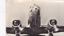 SANTE / AVION / PUBLICITE - TRANSFUSINE  / USA 1933 / DC2 / PORT PAYE MONTREUIL - 1919-1938