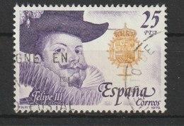 MiNr. 2446 Spanien 1979, 22. Nov. Spanische Könige Aus Dem Hause Habsburg. - 1931-Hoy: 2ª República - ... Juan Carlos I