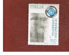 ITALIA - UN.1423 - 1978  INFORMAZIONE FOTOGRAFICA - NUOVI **(MINT) - 6. 1946-.. Republic