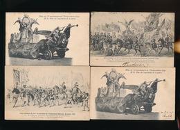 20 KAARTEN BRUSSEL 5 SCANS - Lots, Séries, Collections