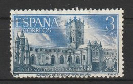 MiNr. 1907 Spanien 1971, 4. Jan. Heiliges Jahr Des Hl. Jakobus Von Compostela (I). - 1931-Heute: 2. Rep. - ... Juan Carlos I