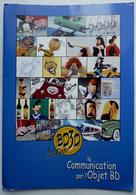 DOSSIER DE PRESSE BD3D BERTHET HAUSMAN MARGERIN PTILUC - Livres, BD, Revues