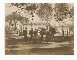 Photographie 13 Carpiagne Chateau De La Gélade 1904  Photo 8x11 Cm Env - Lieux