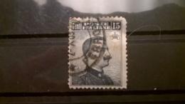 FRANCOBOLLI STAMPS ITALIA ITALY REGNO 1906 USED VITTORIO EMANUELE III DX SASSONE N° 80 - 1900-44 Vittorio Emanuele III
