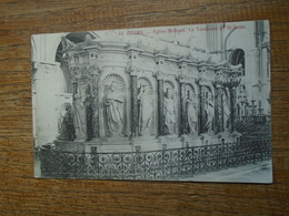 Reims , église St-remi , Le Tombeau De St-remi - Reims