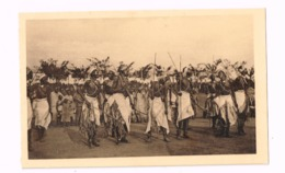 Ruanda.Kigali.Danseurs Batutsi. - Ruanda-Urundi
