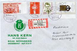 (k6878) Einschr. Bund St. Pfaffing - BRD