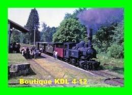 AL 422 - Train - Loco 020+020 T N° 104 En Gare - SAINT-JAL - Corrèze - POC - Other Municipalities
