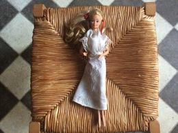 2 POUPÉES BARBIE. Mattel  ANNÉE 1966 - Dolls