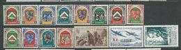 ALGERIE  LOT  N°  254...  **  TB - Algérie (1924-1962)