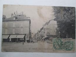 SARLAT   Rue De La Republique  1907 - Sarlat La Caneda