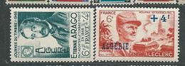 ALGERIE  LOT  N°  267+272  **  TB - Algérie (1924-1962)