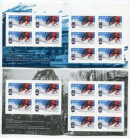 RC 11575 CANADA 2008 HOCKEY 2 CARNETS BOOKLETS MNH NEUF ** - Full Booklets