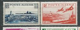 ALGERIE   N°  273/74  **  TB  1 - Algérie (1924-1962)